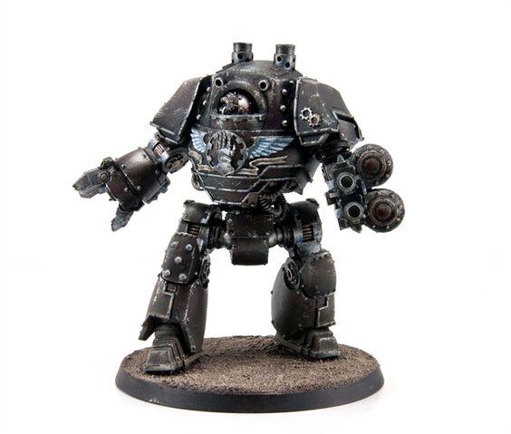 File:Iron Hands Contemptor Pattern Dreadnought.jpg