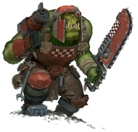 Ork Speed Freek