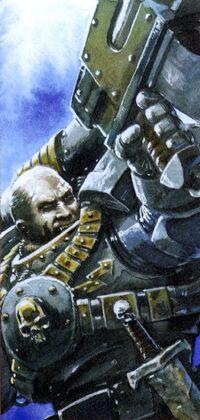Commander Ignatius Grolgor