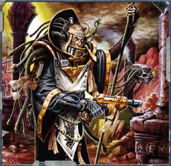IH Legion Astropath