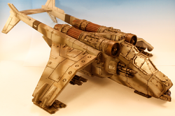 Vendetta Gunship