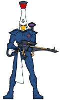 Sun Blade Dire Avenger 1