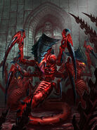 Tyranid Raveners