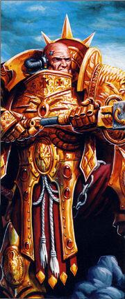 Horus Heresy Custodian Artulon