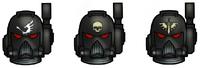 Ravenwing Helmets