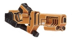 Cylic ion blaster