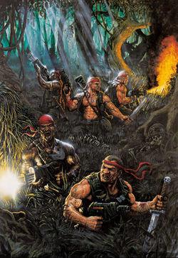 Catachans Jungle Patrol