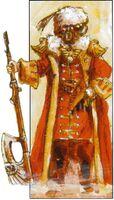 Vostroyan Officer
