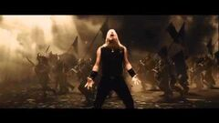 Amon Amarth-Father Of The Wolf Official Video Edited Version Stereo HD