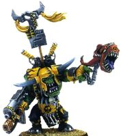 Bad Moons Warboss