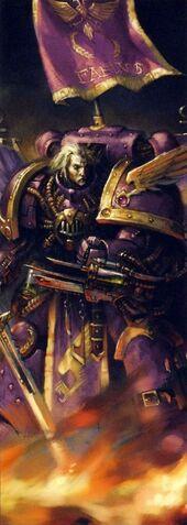 Captain Fabius Bile