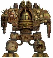 Death Guard Chaos Dreadnought