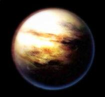 Endymion Prime planet