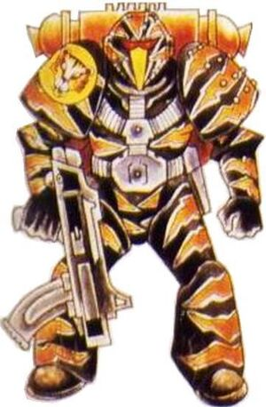 Tigers Claws Marine