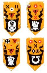 House Hawkshroud Banners