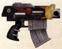 Bolt Pistol Umbra WB