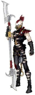Helion The Bloodshot Blades