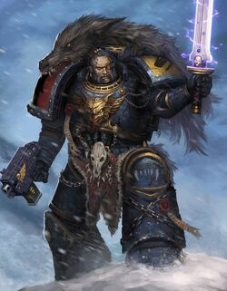 Grey Hunters Warrior
