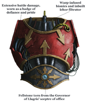 Huron's Breastplate