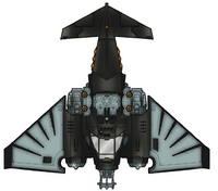 Ravenwing Dark Talon top