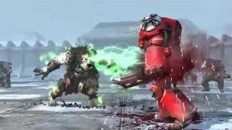 Warhammer 40,000 Regicide - Early Access Kill Trailer