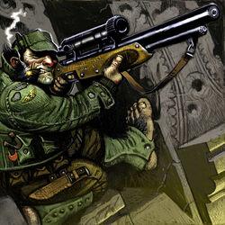 Sniper Ratling