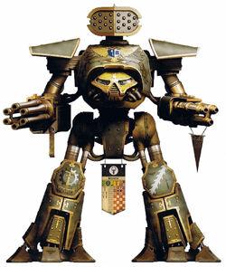 Legio Gryphonicus Reaver Titan2