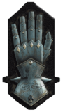 Iron Hands Badge