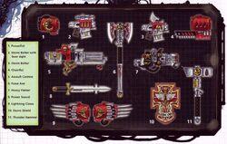 Terminator Armaments