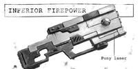 Pulse Carbine