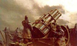 DK Artillery