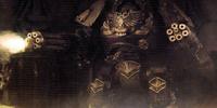 Contemptor-Mortis Dreadnought
