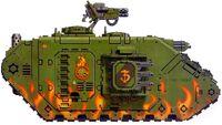 Salamanders Land Raider Crusader
