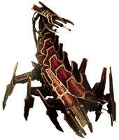 Brass Scorpion Vraks