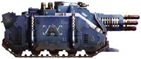 AL Vindicator Assault Tank