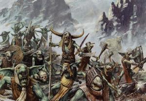 Warhammer Gnoblar Wallpaper