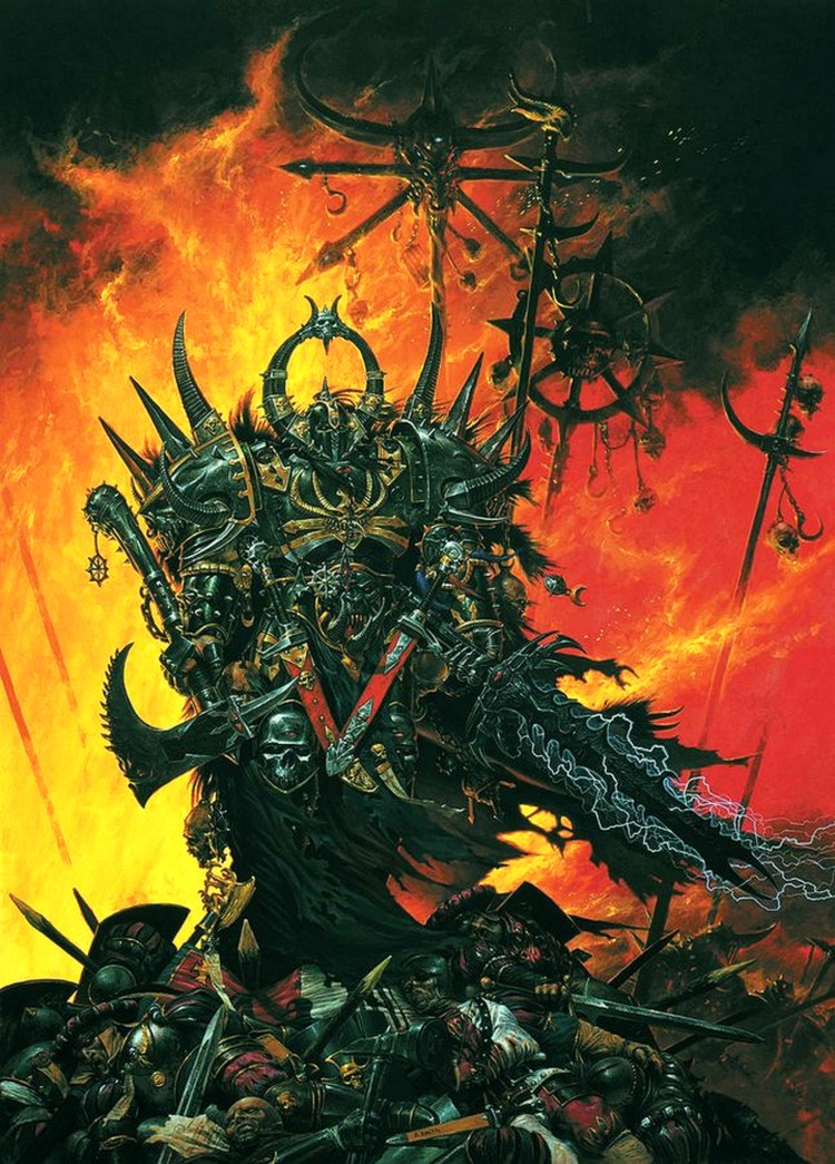 how to win with chaos warhammer