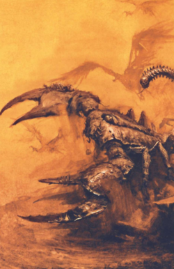 Warhammer End Times Ambush in the Desert
