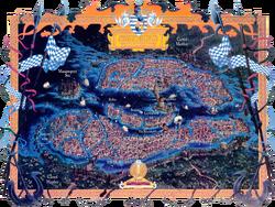 Warhammer Fantasy - Marienburg, Empire City State