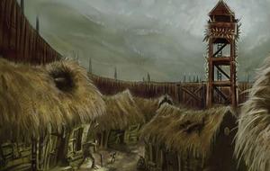 Warhammer Border Prince Settlement