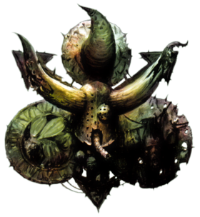Mark of Nurgle