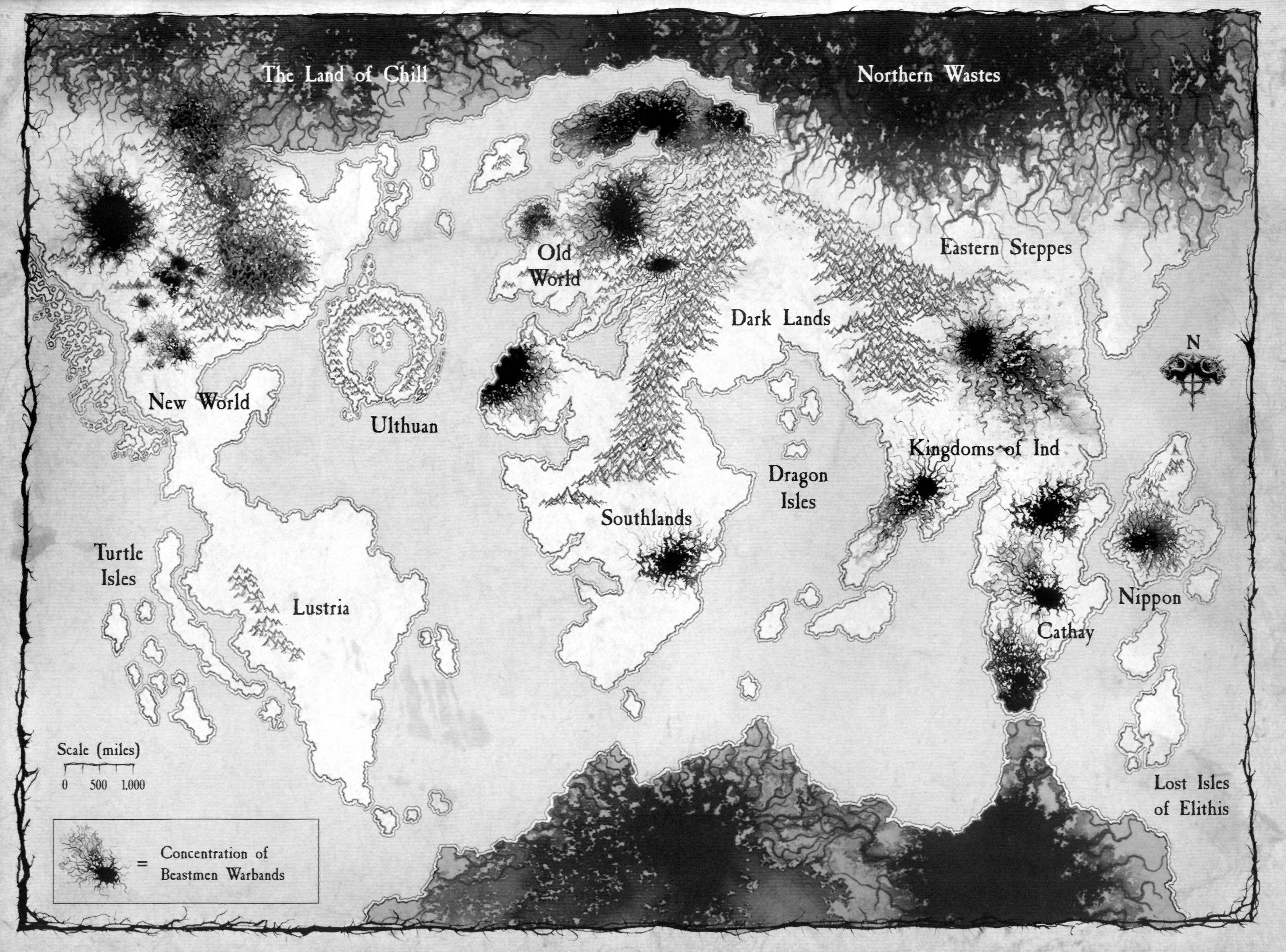 Warhammer Fantasy General Thread Page 223 Spacebattles Forums