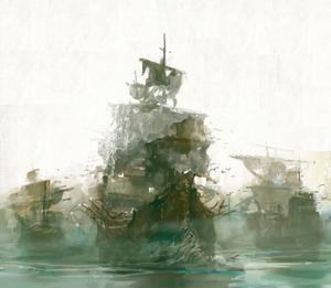 Warhammer End Times Luthor Harkon Fleet