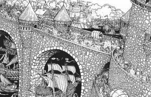 Warhammer Marienburg Bridge