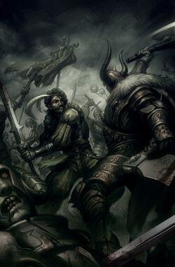 Aldenfen Garrison Battle