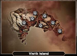 TMapVistik Island