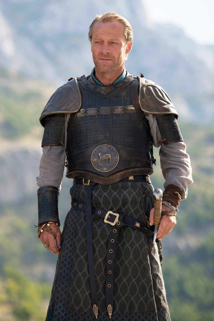 Game of thrones armor jorah