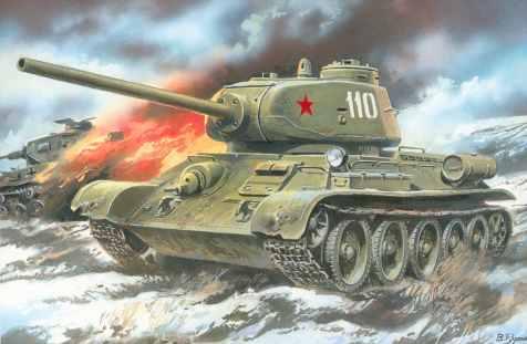 Т-34 — ВикиВоины — энциклопедия о военной истории