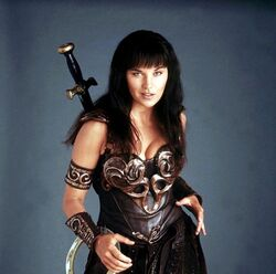 Xena warrior princess by xena 96-d56o27k