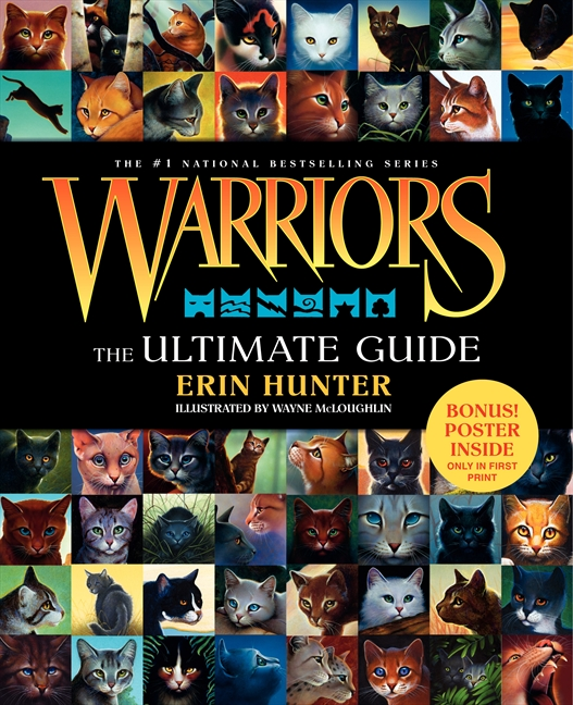 Warriors The New Prophecy Series: The Ultimate Guide/Gallery